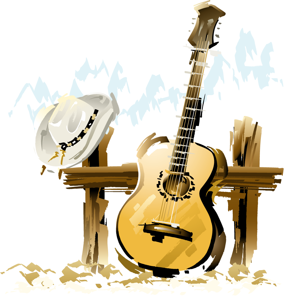 country music guitar